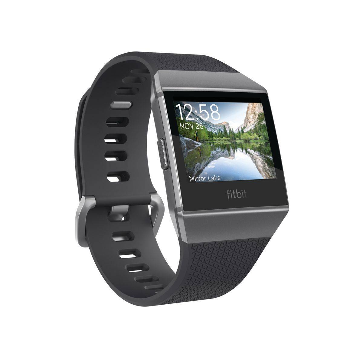 FITBIT Montre sport GPS Ionic FB503GYBK - FITBIT