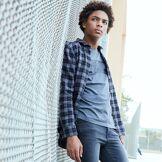 La Redoute chemise carreaux 10-16 ans - LA REDOUTE COLLECTIONS
