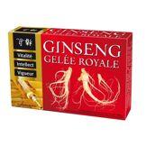 NUTRIEXPERT Complément alimentaire Ginseng Gelée royale - NUTRIEXPERT