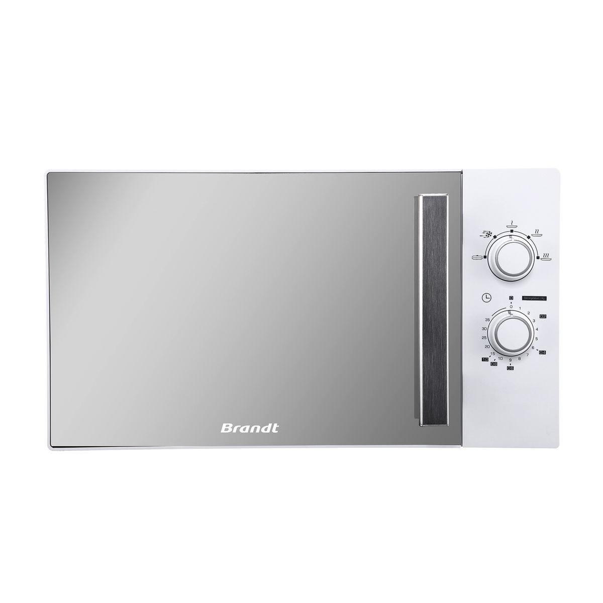 Brandt Micro-ondes monofonction SM2606W - BRANDT
