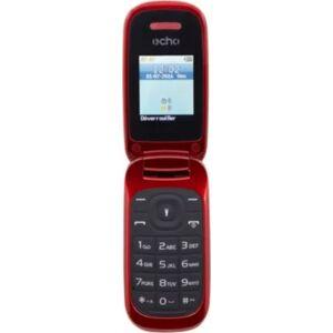 Echo Téléphone portable Echo Clap 2 Rouge