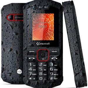 Crosscall Téléphone portable Crosscall Spider X1 Noir