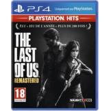 Sony Jeu PS4 Sony The Last of Us Remastered HITS