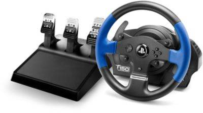 Thrustmaster Volant + Pédalier Thrustmaster T150 RS Pro