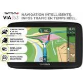 Tomtom GPS Tomtom VIA 53 Europe 48 pays
