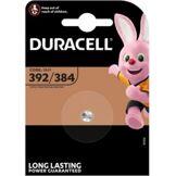 Duracell Pile Duracell Oxyde d'argent 392/384, SR41, 1 unité