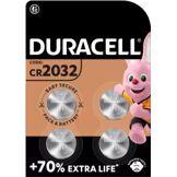 Duracell Pile Duracell DL/CR 2032 x4