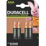 Duracell Pile Duracell AAA/LR03 ULTRA POWER 850 mAh x4