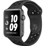 Apple Watch Montre connectée Apple Watch Nike + 42MM Alu Gris/Noir Series 3