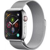Apple Watch Montre connectée Apple Watch 44MM Acier/Milanais Series 4 Cell