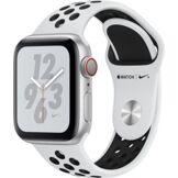 Apple Watch Montre connectée Apple Watch Nike+40MM Alu Arg/Noir Plat Series 4 Cel