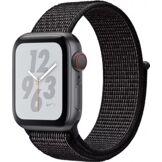 Apple Watch Montre connectée Apple Watch Nike+40MM Alu Gris/Bouc Noir Serie 4 Cel
