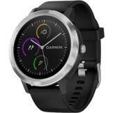 Garmin Montre sport GPS Garmin Vivoactive 3 silver/noir