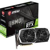 MSI Carte graphique Nvidia MSI GeForce RTX 2070 Armor 8G
