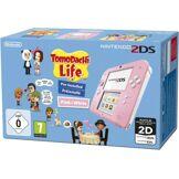 Nintendo Console 2DS Nintendo Rose/Blanche + Tomodachi Life