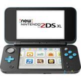 Nintendo Console New 2DS XL Nintendo Noire et Turquoise