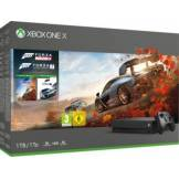 Microsoft Console Xbox One X Microsoft 1 To Forza Horizon 4 +Motorsport 7