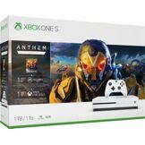Microsoft Console Xbox One S Microsoft 1 To Anthem Legion of Dawn