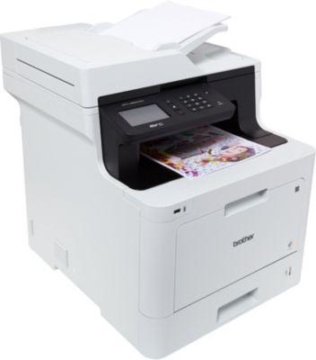 Brother Imprimante laser couleur Brother MFC-L8690CDW + Toner Brother TN 421 Noir
