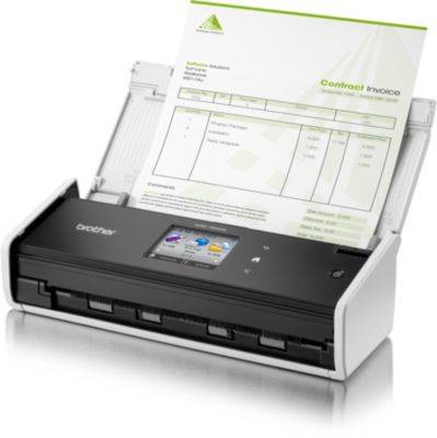 Brother Scanner à défilement Brother ADS-1600W