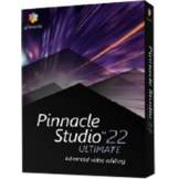 Pinnacle Logiciel de photo/vidéo Pinnacle Studio 22 Ultimate ML EU