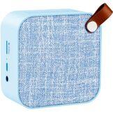 Essentielb Enceinte Bluetooth Essentielb bluetooth Pop paradise bleu