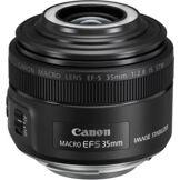 Canon Objectif pour Reflex Canon EF-S 35mm f/2.8 Macro IS STM