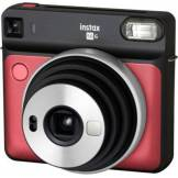 Fujifilm Appareil photo Instantané Fujifilm INSTAX Square SQ6 Ruby Red