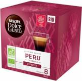 Nestle Capsules Nestle Nescafé Espresso Perou Bio Dolce Gusto