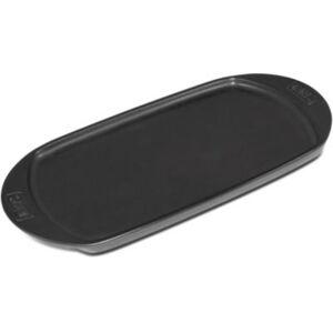 Weber Plancha barbecue Weber céramique PM pour charbon & gaz