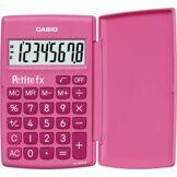 Casio Calculatrice standard Casio Petite FX rose