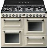 Smeg Piano de cuisson mixte Smeg TR4110P1