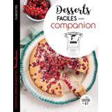 Larousse Livre de cuisine Larousse Desserts faciles avec companion