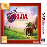 Nintendo Jeu 3DS Nintendo The Legend of ZeldaOcarina Time Selects