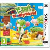 Nintendo Jeu 3DS Nintendo Poochy & Yoshi's Woolly World