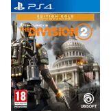 Ubisoft Jeu PS4 Ubisoft The Division 2 Gold Edition
