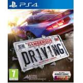 Just For Games Jeu PS4 Just For Games Dangerous Driving