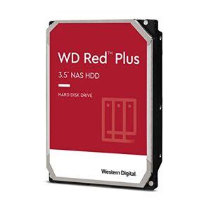"Western Digital WD Red 1TB 3.5"" NAS Disque dur interne 5400 RPM Class, SATA 6 Gb/s, CMR, 64MB Cache WD10EFRX - Publicité"