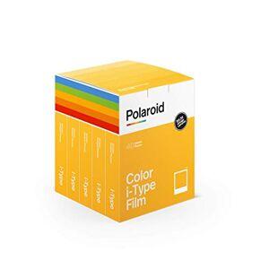 Polaroid 6010 Film instantané couleur pour i-Type 5 Pack 40 Photos - Publicité