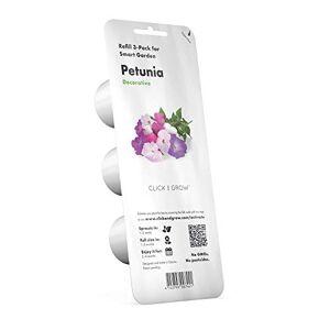 Click and Grow Recharge Triple de Pétunias pour Smart Garden - Publicité