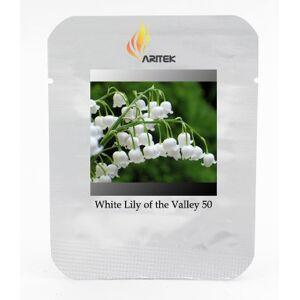SVI Heirloom blanc Muguet Convallaria majalis vivaces Graines de fleurs, Paquet professionnel, 50 graines/Pack, trs beau - Publicité