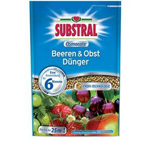 Substral Osmocote Baies & Fruits Engrais 750 Outil - Publicité