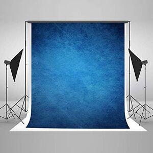 Kate 6.510ft (23m) Bleu Portrait Photo Fond Abstrait Photographie Décors pour La Photographie Adulte Coton Tissu sans Soudure Toile De Fond - Publicité