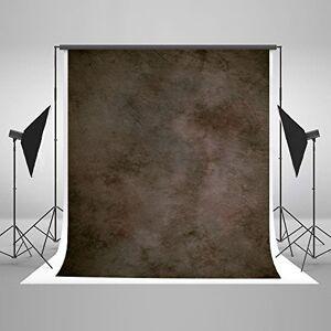 Kate 88ft(2.52.5m) Portrait Photo Toile de Fond Sombre Texture Abstraite Grunge de Fond pour Les Accessoires de Studio Photo Toile de Fond sans Couture - Publicité
