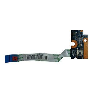 Power4Laptops Circuit imprimé Bouton d'alimentation de Rechange pour Ordinateur Portable avec cble Compatible avec Compaq Presario CQ56-150ST - Publicité