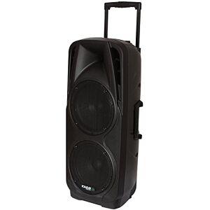 Ibiza PORT225VHF-BT Enceinte Portable 600 W - Publicité