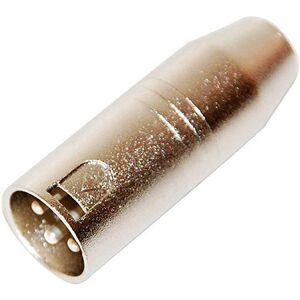 Unbekannt Adapter XLR-Male/Mini XLR-Male - Publicité