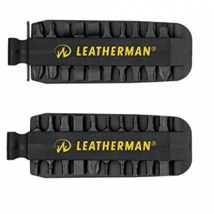 Leatherman Bit Kit 934870 Kit 21 embouts réversibles en acier - Publicité