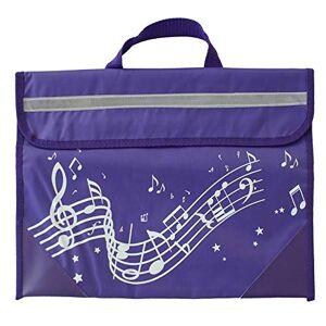 Musicwear - Pentagramma Borsa - Purple Musicwear-Pentagramma Borsa-Purple [Import] - Publicité