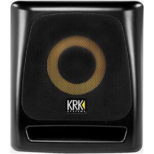 KRK 8S 2 - Publicité